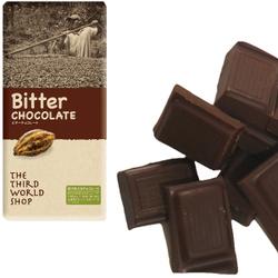 フェアトレード ビターチョコレート