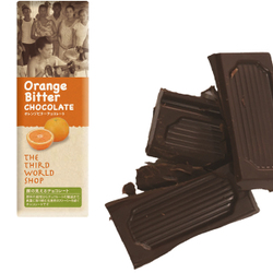 フェアトレード ミニチョコ オレンジビター