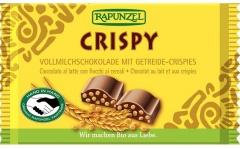 Rapunzel ミルククリスピーチョコレート ミルク24%