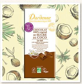ココシュガーチョコ アーモンドミルク