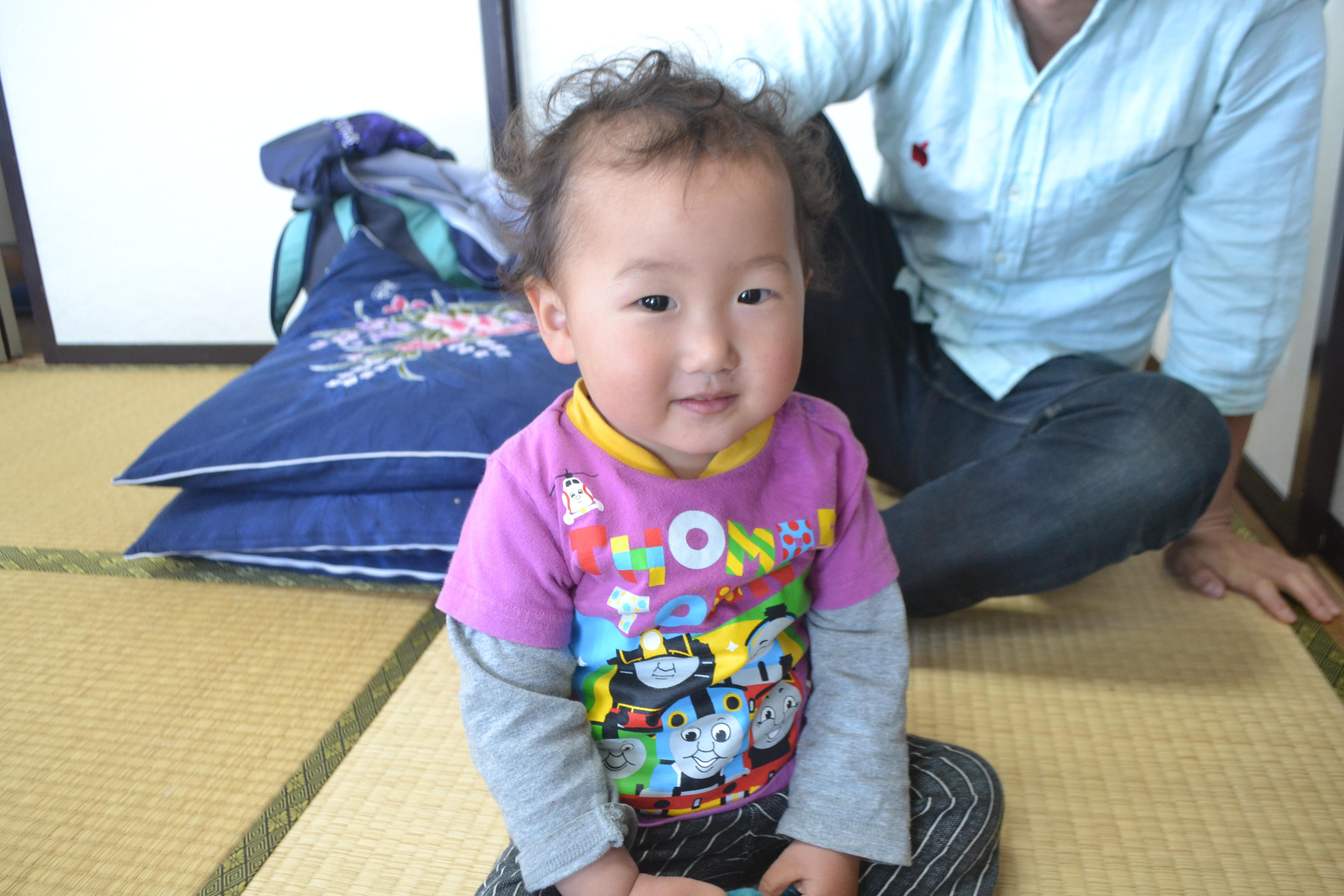 東京都瑞穂町の自然栽培農家 井垣農園さん主催のファンの集いで子供たちと遊んできました。