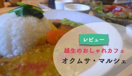 越生にある薬膳ご飯と喫茶のお店「オクムサ・マルシェ」はご飯がおいしく優しい空間でおすすめです!